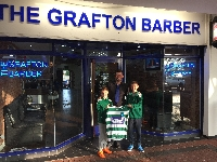 The Grafton Barber